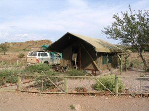 Twyfelfontein - Kazuri Safaris