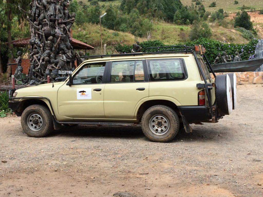 Vervoer - Oeganda - Kazuri Safaris