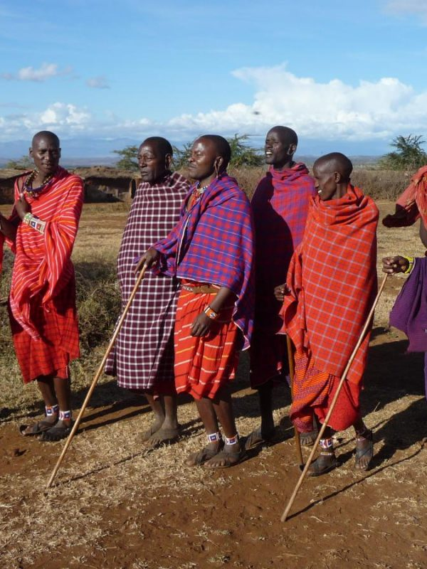 Kenia - Maasai - Kazuri Safaris