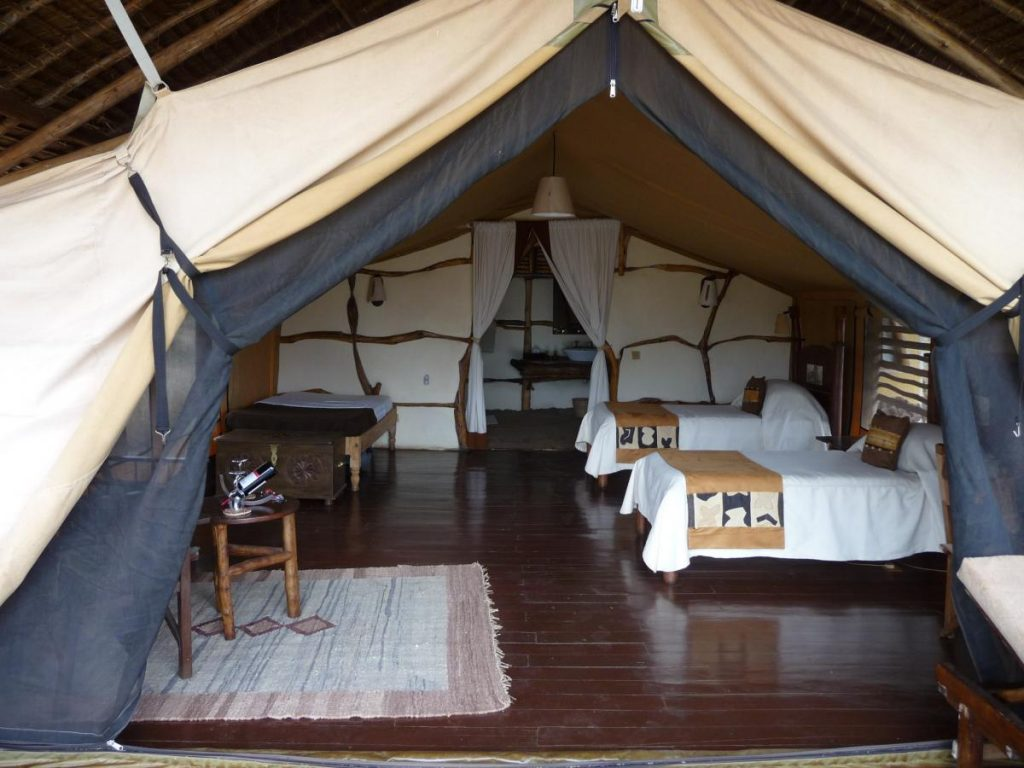 Accommodatie Kenia - Kazuri Safaris