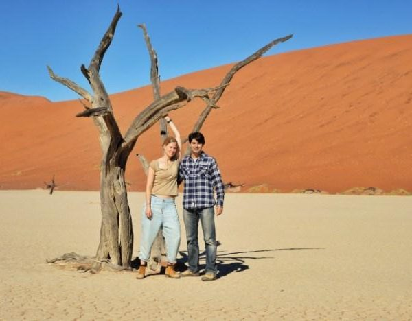 Kazuri Safaris - Namibië