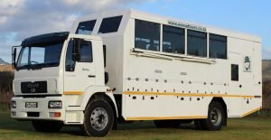 Overland Truck - Kazuri Safaris