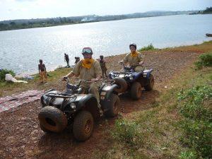 Quadbiken Oeganda Kazuri Safaris
