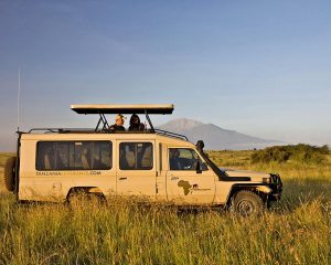 Safari auto - Kazuri Safaris