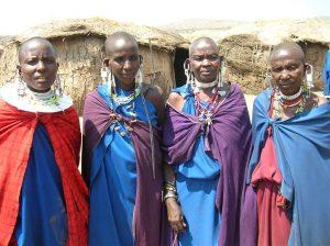 Maasai - Kazuri Safaris