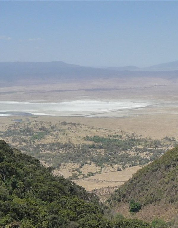 Ngorongoro Krater - Kazuri Safaris